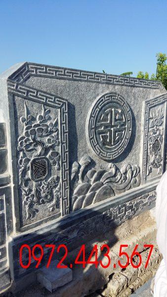 Mẫu khắc chữ Thọ